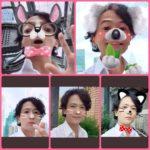 元SMAP香取慎吾・稲垣吾郎・草彅剛のSNOWアプリ動物画像が可愛すぎてファン興奮‼︎