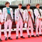 King&Princeキンプリの正式メンバーカラー画像まとめ!漆黒に真紅!